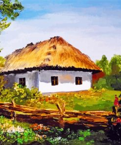 Farmhouse Paint by numbers