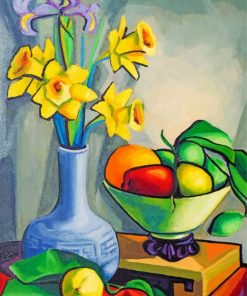Fruit Still Life Paint by numbers