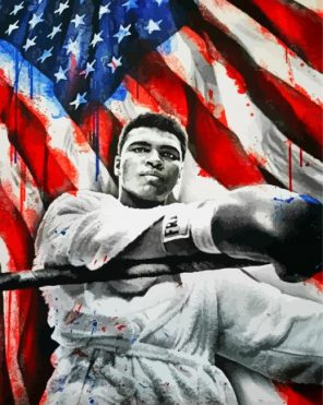 aesthetic-Muhammad-ali-paint-by-number