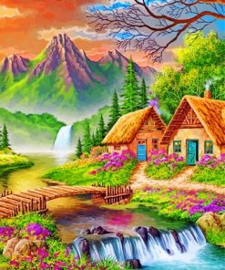 aesthetic-peacefull-land-paint-by-numbers
