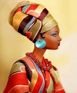 african-woman-paint-by-number
