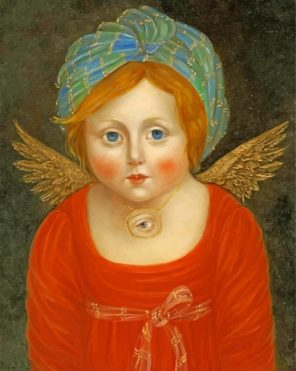 angel-woman-paint-by-numbers