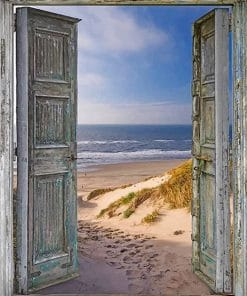 beach-door-paint-by-numbers