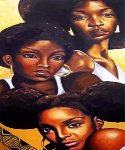 black-women-paint-by-numbers