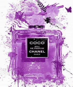 coco-chanel-paint-by-number