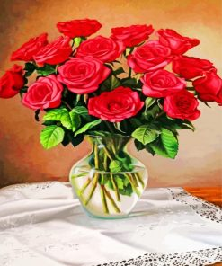 flower-vase-paint-by-numbers