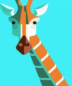 giraffe-pop-art-paint-by-numbers