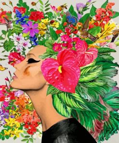 hawaiian-woman-paint-by-numbers