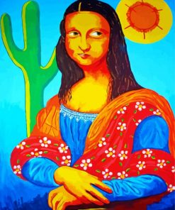 mexican-mona-lisa-paint-by-numbers