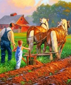 norman-rockwell-farm-paint-by-numbers