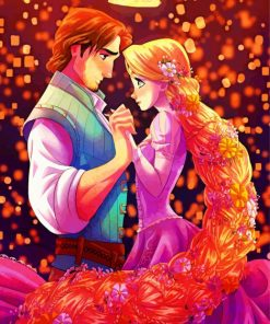 rapunzel-x-flynn-rider-paint-by-numbers