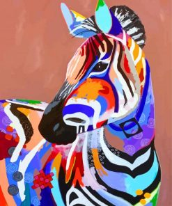 trippy-zebra-paint-by-numbers