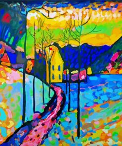 winter-landscape-wassily-kandinsky-paint-by-numbers