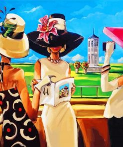 Classy Ladies Paint by numbers