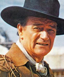 John-Wayne-paint-by-number