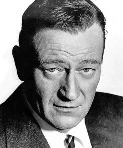John-Wayne-portrait-paint-by-number-1