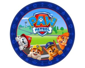 Paw Patrol Paint by numbers
