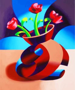 aestehtic-flowers-paint-by-numbers