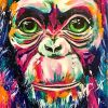 aesthetic-monkey-paint-by-numbers