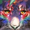 aesthetic-tiger-paint-by-numbers