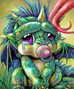 baby-dragon-crying-paint-by-numbers