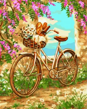 bicycle-with-flowers-paint-by-numbers