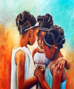 black-girls-praying-paint-by-numbers