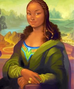 black-gorgeous-mona-lisa-paint-by-numbers