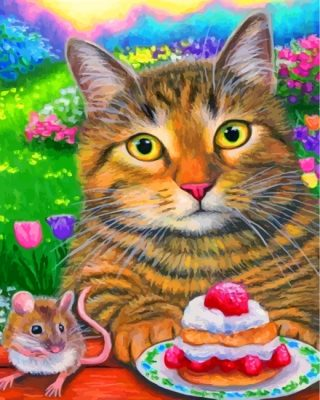 cat-eating-cake-paint-by-numbers