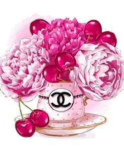 chanel-flowers-paint-by-numbers