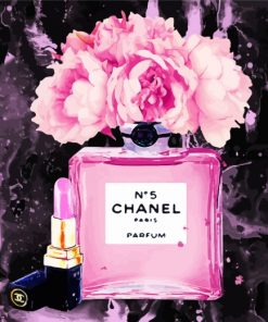 chanel-perfume-and-lipstick-paint-by-numbers