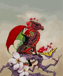 cherry-dragon-paint-by-numbers