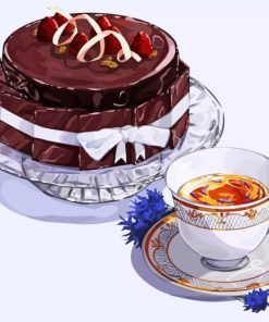 choclate-cake-with-coffee-paint-by-numbers