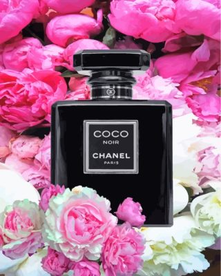 coco-chanel-paint-by-numbers