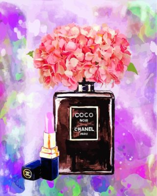 coco-noir-chanel-paint-by-numbers