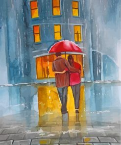 couple-under-the-same-umbrella-paint-by-numbers