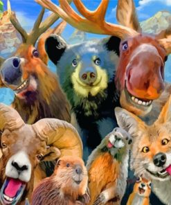 crazy-animals-paint-by-numbers