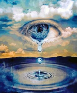 crying-eye-paint-by-numbers
