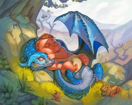dragon-nanny-paint-by-numbers