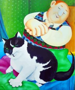 fat-cat-and-man-paint-by-numbers