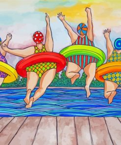 fat-women-enjoying-the-summer-paint-by-numbers