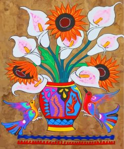 flowers-and-birds-mexican-folk-art-paint-by-numbers