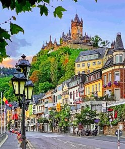 germany-cochem-castle-paint-by-numbers