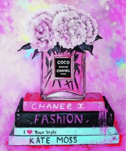 girly-chanel-perfume-paint-by-numbers