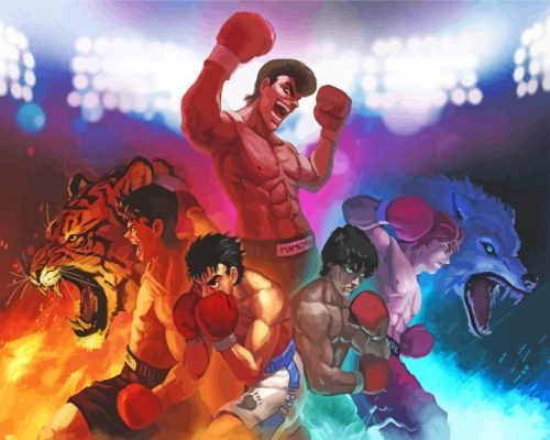 hajime-no-ippo-anime-paint-by-numbers