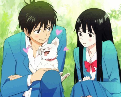 kimi-ni-todoke-anime-couple-paint-by-numbers