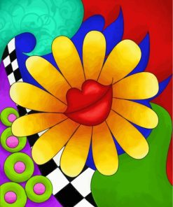lips-flower-paint-by-numbers