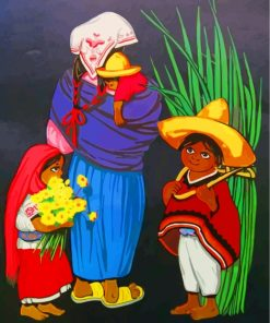 mexican-family-paint-by-numbers