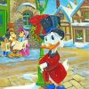 mickey-mouse-family-and-donald-duck-paint-by-numbers