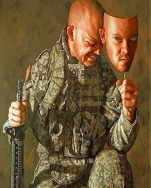 military-mental-health-paint-by-numbers